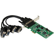 StarTech PEX4S232485 4 Port PCIe Serial Card - 2x RS232 - 2x RS422 / RS485
