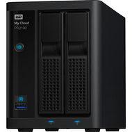WD WDBBCL0160JBK-NESN WD 16TB MY CLOUD PR2100 NAS