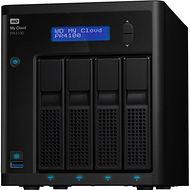 WD WDBNFA0160KBK-NESN WD 16TB MY CLOUD PR4100 NAS