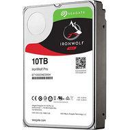 "Seagate ST10000NE0004 IronWolf Pro 10 TB 3.5"" 256 MB SATA 7200 RPM Hard Drive"