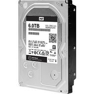 WD WD6002FZWX 6TB 3.5IN SATA 7200RPM BLACK