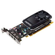 PNY VCQP400-PB NVIDIA Quadro P400 2 GB GDDR5 Graphic Card - Single Slot