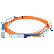 Mellanox MFA1A00-E020 MELLANOX ACTIVE FIBER CABLE, VPI, UP TO 100GB/S, QSFP, LSZH, 20M