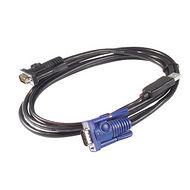 APC AP5257 KVM USB Cable - 12 ft (3.6 m)
