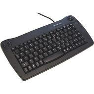 Adesso ACK-5010PB ACK-5010 Mini-Trackball Black Keyboard (PS/2)