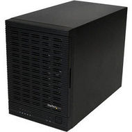 "StarTech S355BU33ERM USB 3.0 / eSATA 5-Bay Hot-Swap 2.5/3.5"" SATA III Hard Drive Enclosure w/ UASP"