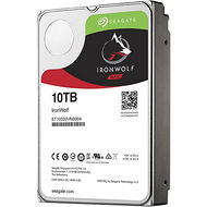 "Seagate ST10000VN0004-20PK IronWolf 10TB 3.5"" SATA 256 MB 7200 RPM Hard Drive - 20 pk"
