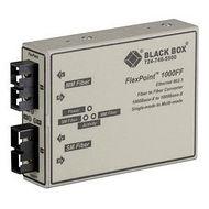 Black Box LMC1001A FlexPoint Modular Media Converter Gigabit Ethernet Multimode 850nm