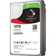 """Seagate ST10000NE0004-20PK IronWolf Pro 10 TB 3.5"""" 256 MB SATA 7200 RPM Hard Drive - 20 pk"""