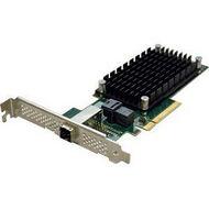 ATTO ESAH-1244-000 RAID 4-Port Ext/Int 12Gb SAS/SATA to x8 PCIe 3.0 LP Adapter