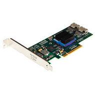 ATTO ESAS-H608-000 ExpressSAS RAID 8-Port Internal 6Gb SAS/SATA to x8 PCIe 2.0 Host Bus LP Adapter