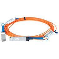 Mellanox MFA1A00-C005 MELLANOX ACTIVE FIBER CABLE, ETH 100GBE, 100GB/S, QSFP, LSZH, 5M
