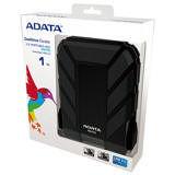 "ADATA AHD710-1TU3-CBK DashDrive HD710 1 TB Hard Drive - SATA - 2.5"" Drive - External"