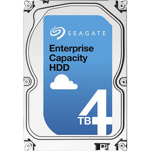 """Seagate ST4000NM0035 4 TB 7200 RPM 128 MB 3.5"""" SATA Hard Drive"""