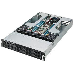 ASUS ESC4000 G2 Barebone System - 2U Rackmount- Intel C602-A PCH Chipset - 2x Socket R LGA-2011