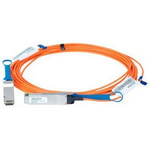 Mellanox MFA1A00-C050 MELLANOX ACTIVE FIBER CABLE, ETH 100GBE, 100GB/S, QSFP, LSZH, 50M