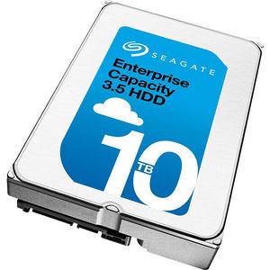 "Seagate ST10000NM0236 10 TB SAS 256 MB 3.5"" 7200 RPM Hard Drive"