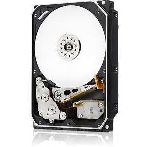 """HGST 0F27357 HUH721008AL5201 8 TB SAS 3.5"""" 256 MB Hard Drive"""