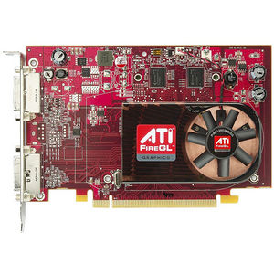 AMD 100-505507 FireGL V3600 Graphics Card