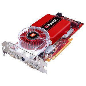 AMD 100-505146 FireGL V7300 Graphics Card