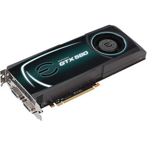 EVGA 015-P3-1580-AR GeForce 580 Graphic Card - 1.50 GB GDDR5