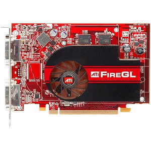 AMD 100-505135 FireGL V3300 Graphics Card