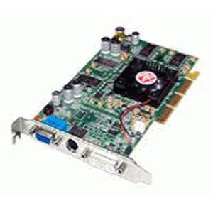 AMD 100-433010 RADEON 9000 Graphics Card