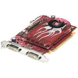 AMD 100-437905 Radeon HD 2600 PRO Graphics Card