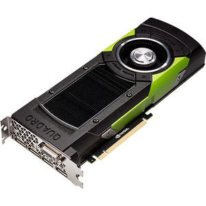 PNY VCQM6000-24GB-PB Quadro M6000 Graphic Card - 24 GB GDDR5 - Dual Slot Space Required