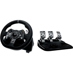 Logitech 941-000121 G920 DRIVING FORCE(TM) RACING WHEEL FOR XBOX ONE AND PC