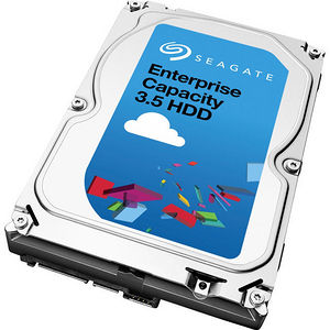"Seagate ST12000NM0017 12 TB 3.5"" SATA 7200 RPM 256 MB Enterprise Hard Drive"