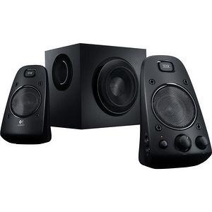 Logitech 980-000402 Z623 2.1 200 W RMS Speaker System