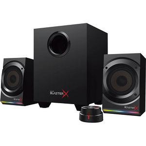 Creative 51MF0470AA001 Sound BlasterX Kratos S5 2.1 RGB lighting Gaming Speaker System