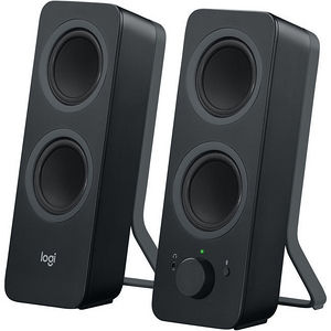 Logitech 980-001294 Z207 STEREO SPEAKERS WITH BLUETOOTH(BLK)