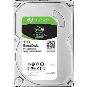 "Seagate ST1000DM010 1TB SATA 6Gb/s 7200RPM 3.5"" 64MB Cache HDD"