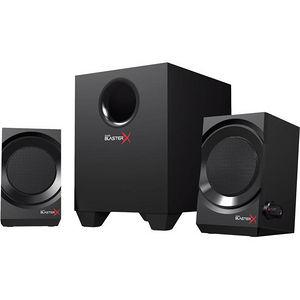 Creative 51MF0475AA001 Sound BlasterX Kratos S3 Gaming Speaker System - 2.1