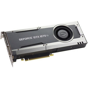 EVGA 08G-P4-5670-KR GeForce GTX 1070 Ti Graphic Card - 1.61 GHz Core - 8 GB GDDR5