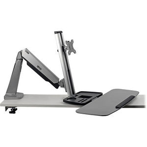 Tripp Lite WWSS1332C WorkWise Desk Mount for Workstation, Flat Panel Display, Monitor, TV