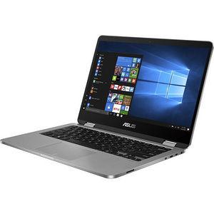 "ASUS TP401CA-DHM4T VivoBook Flip 14 14"" Touchscreen LCD Notebook - Intel Core M m3-7Y30 2 Core 1GHz"
