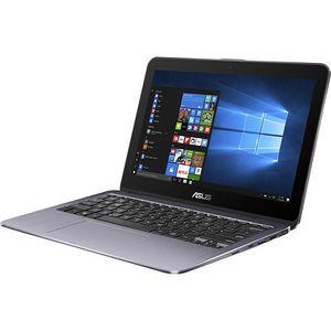 "ASUS TP203NA-WB01T VivoBook Flip 12 11.6"" Touchscreen LCD Notebook - Intel Celeron N3350 2C 1.1 GHz"