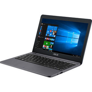 "ASUS E203NA-DH02 VivoBook 11.6"" LCD Netbook - Intel Celeron N3350 2 Core 1.10 GHz - 4 GB DDR3 SDRAM"