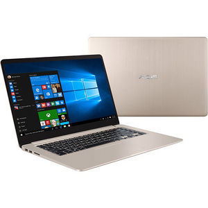 "ASUS S510UA-DS51 VivoBook S15 15.6"" LCD Ultrabook - Intel Core i5-8250U 4 Core 1.60 GHz - 8 GB DDR4"