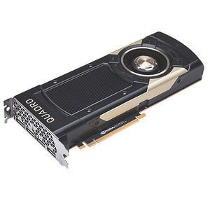 PNY VCQGV100-PB Quadro GV100 Graphic Card - 32 GB HBM2 - Full-height