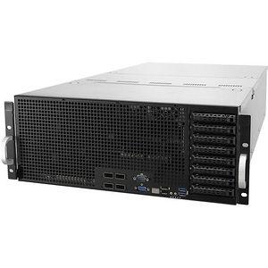 ASUS ESC8000 G4 4U 8 GPU Rack Barebone System - Intel C621 Chipset - Dual Socket P LGA 3647