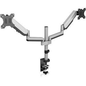V7 DM1DTA-1N DUAL TOUCH ADJUST MONITOR MOUNT
