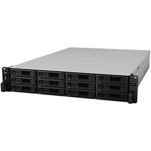 Synology RS2418RP+ RackStation + SAN/NAS Storage System