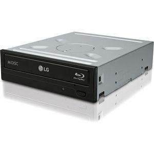 LG WH16NS40K WH16NS40 Blu-ray Writer - Black