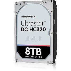 """HGST 0B36404 Ultrastar 7K8 512E SE HUS728T8TALE6L4 8 TB SATA 3.5"""" 7200 RPM 256 MB Cache Hard Drive"""