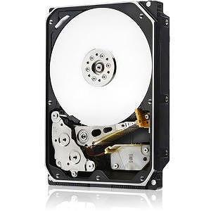 """HGST 0F27505 HUH721008ALN600 8 TB SATA 3.5"""" 7200 RPM 256 MB 4KN Hard Drive"""