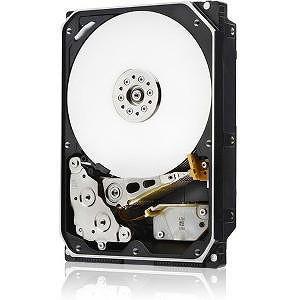 """HGST 0F27614 HUH721008ALN601 8 TB SATA 3.5"""" 7200 RPM 256 MB 4KN Hard Drive"""